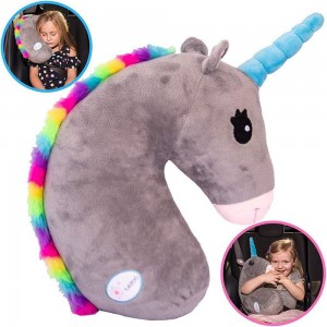 Car Seat Belt Unicorn Neck Pillow