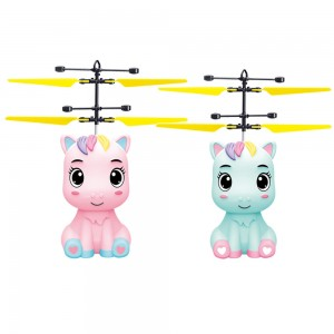Children Flying Mini Induction Aircraft Toys