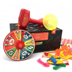 Blast Box Game Balloon Blasting Toys