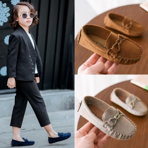 Loafers Moccasins Kids Casual Boat Shoes