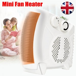 Electric Portable Upright Fan Heater