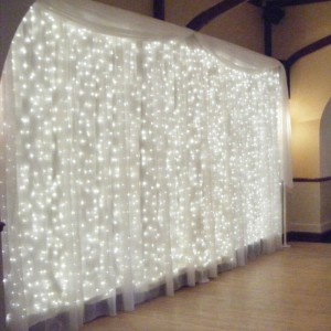 304 LED Curtain Fairy Lights