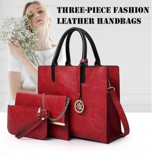 Three-piece Retro Fashion Bags Handbags