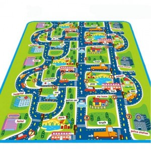 City Road Carpets For Children Play Mat