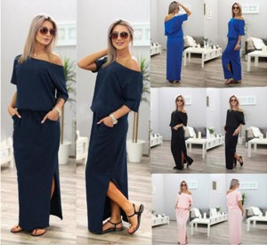 Women Loose Long Dress