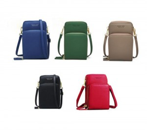 Women Compartment Crossbody Bag