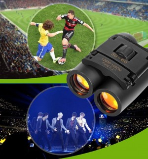 Mini Night Vision Compact Binoculars