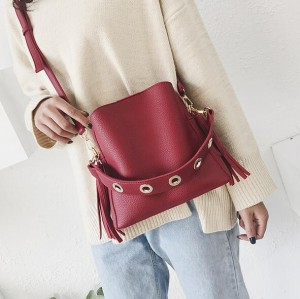 Fashion Single Shoulder Bucket Bag