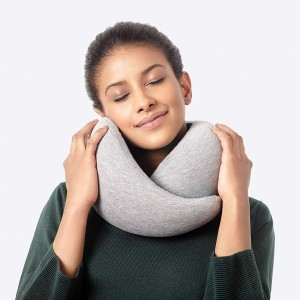 Travel Pillow for Airplane Neck Support