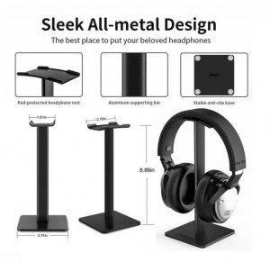Headphone Stand Headset Holder