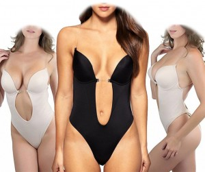 Sexy Backless Body Shaperwear