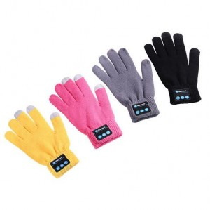 Glove Touch Screen Bluetooth Talking Gloves