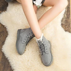 Women Shoes Winter Snow Boots