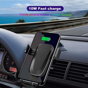 Wireless Fast charging Car Mount Holder