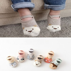 Baby Cartoon Non-slip Floor Socks