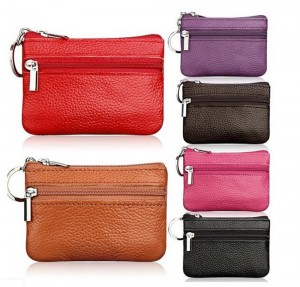 Ladies Wallet Small Coin Card Key Purse