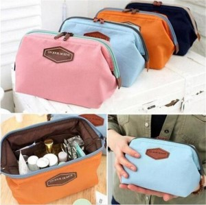 Women Lady Travel Makeup Bag