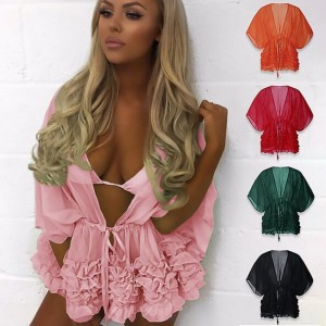 Large Bikini Cover up Swimwear