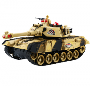 Outdoors Tank Car Toy