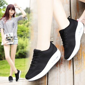 Women Mesh Breathable Sports Running Shoes