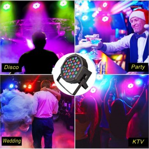 Bar KTV Stage Light 36 LED Par Light