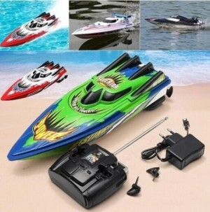 Remote Control High Speed Boat RC Racing Outdoor Toys