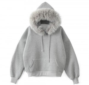 Women Winter Thicken Hoodies