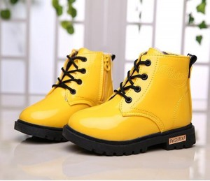 Children Winter Martin Boots