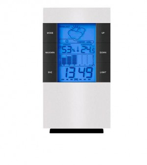 Household Humidity Thermometer Digital LCD Hygrometer
