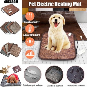 2018 Pet Electric Heat